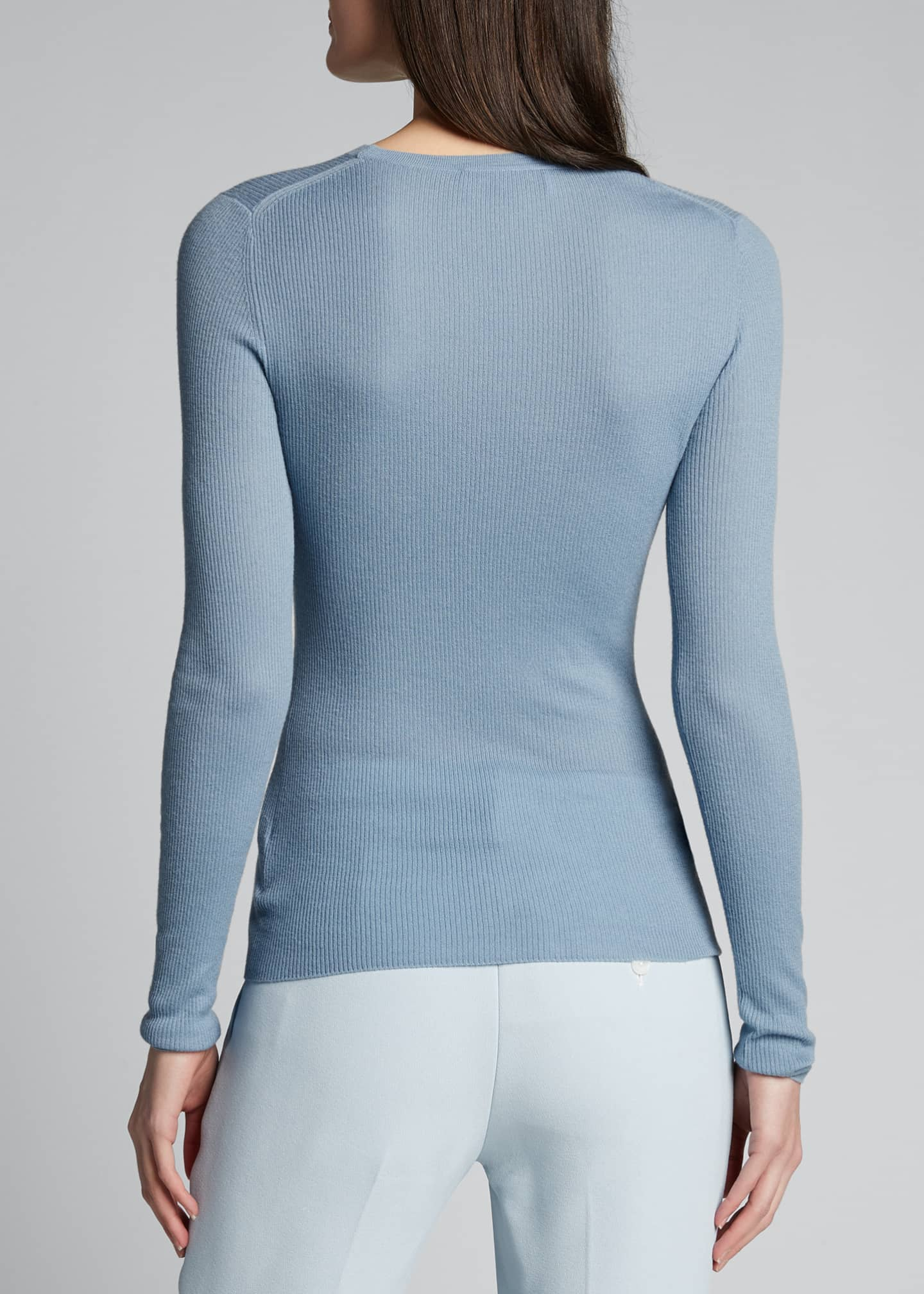 Image 2 of 5: Featherweight Cashmere Sweater
