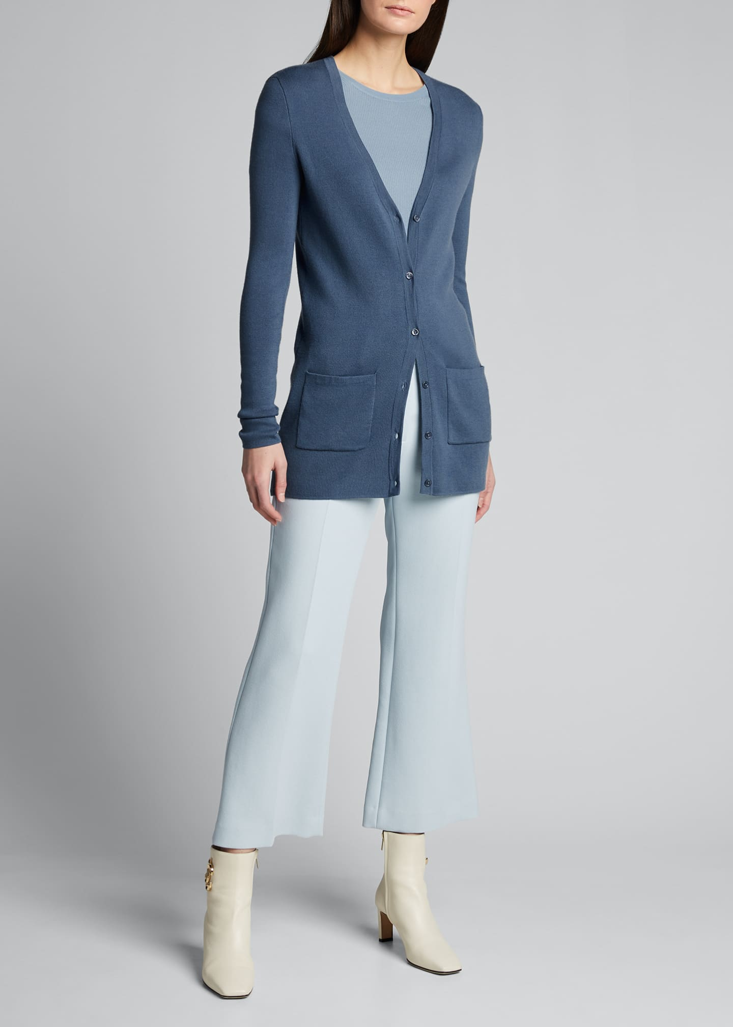 Image 1 of 5: Featherweight Cashmere Sweater