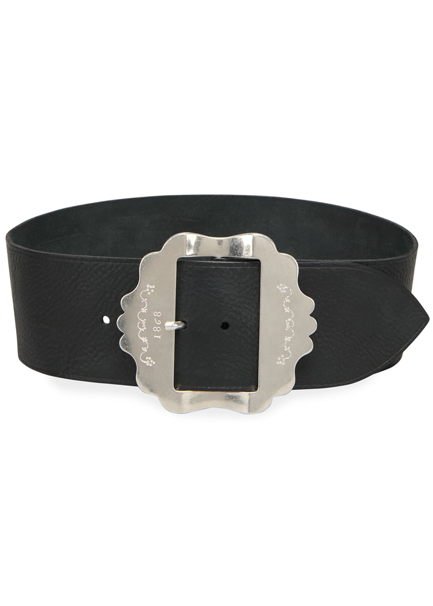 Image 1 of 1: Awele Leather Belt
