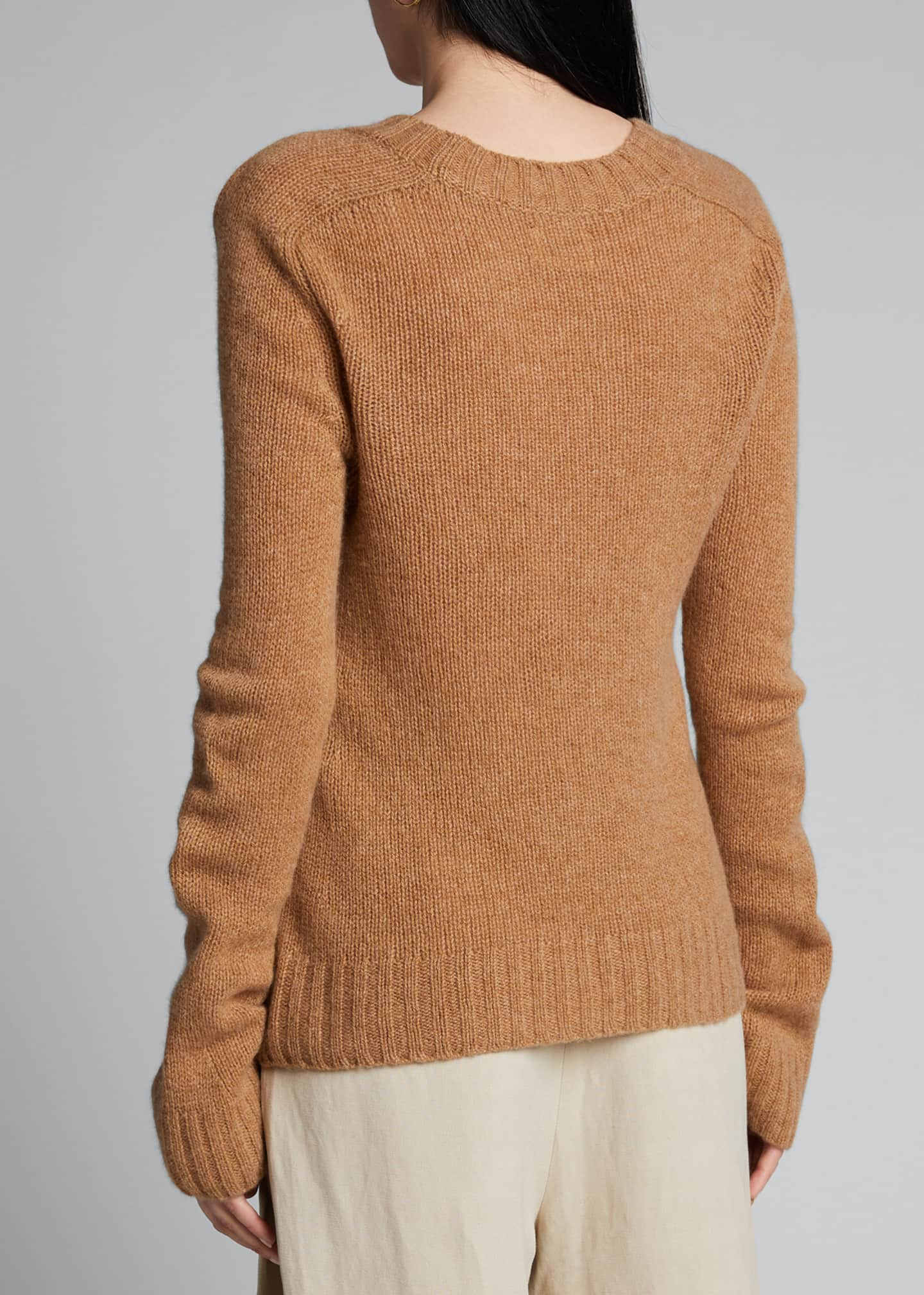 Image 2 of 5: Mary Jane Cashmere Sweater