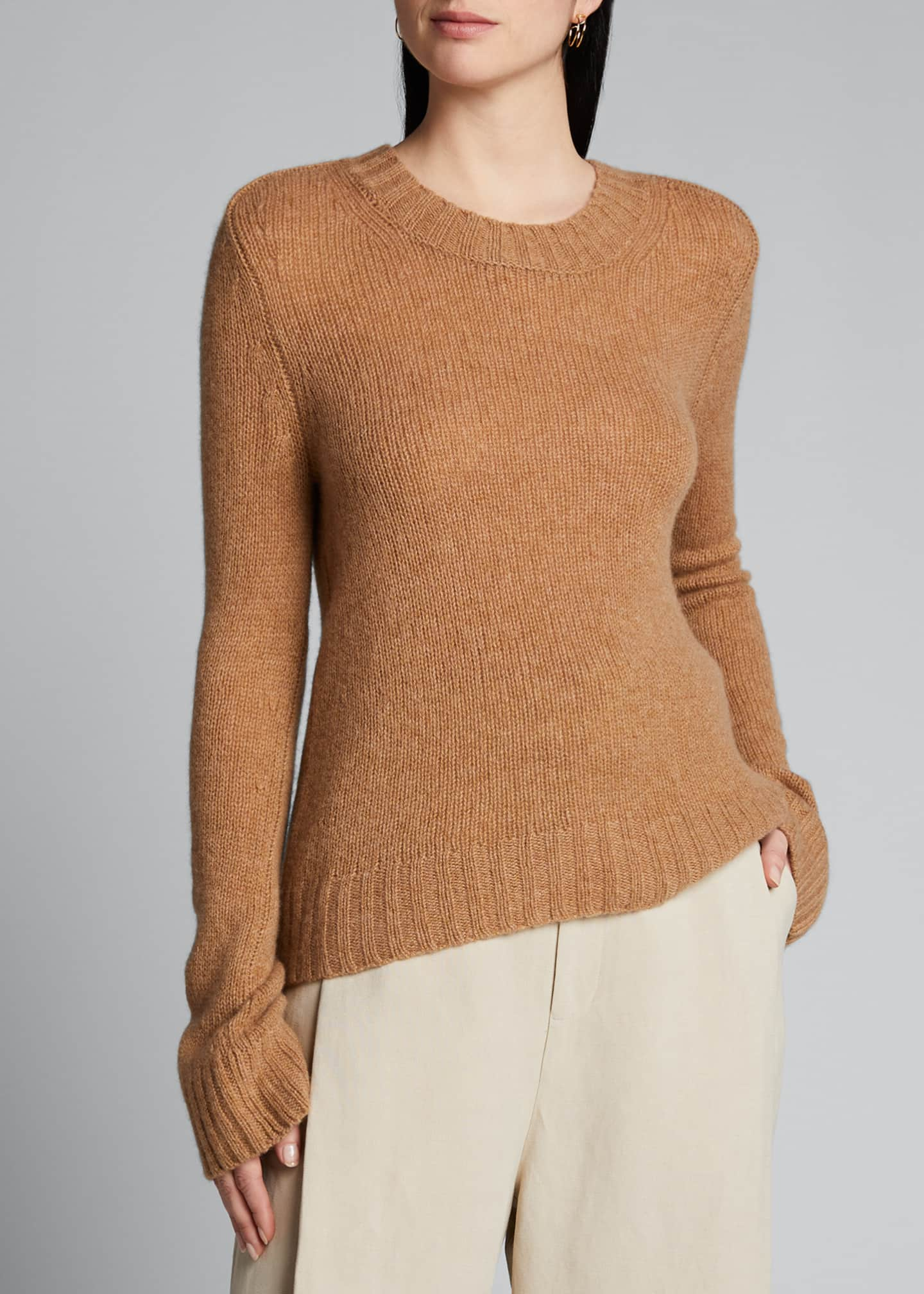 Image 3 of 5: Mary Jane Cashmere Sweater
