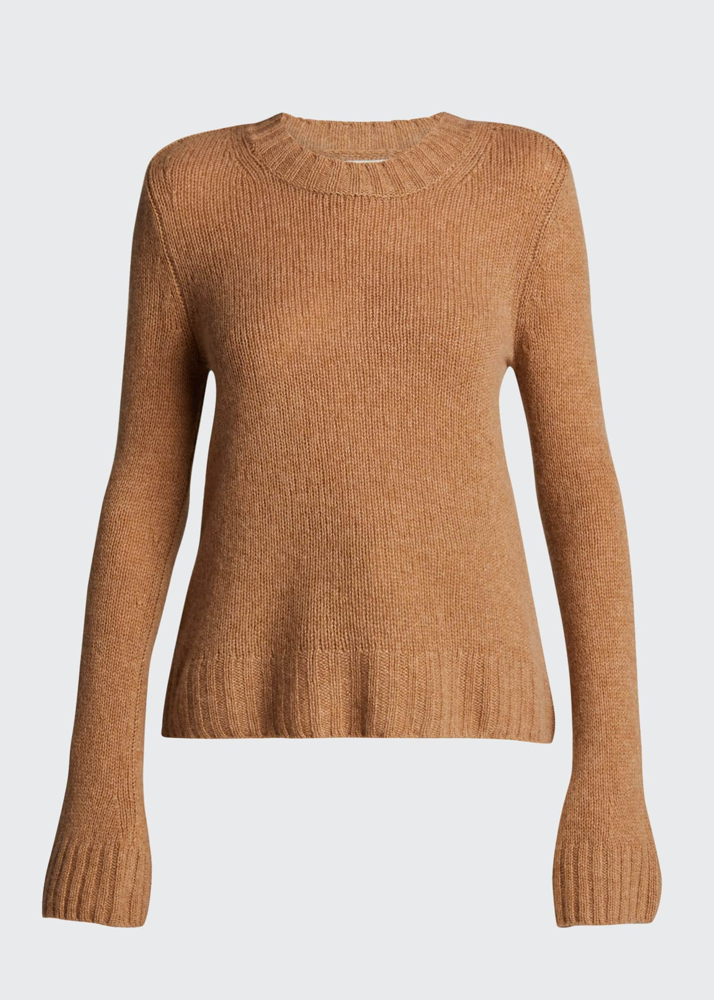 Image 5 of 5: Mary Jane Cashmere Sweater