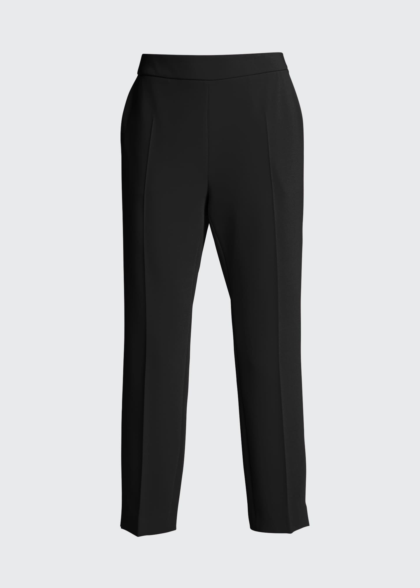 Image 5 of 5: Kerry Crepe Cropped Pants