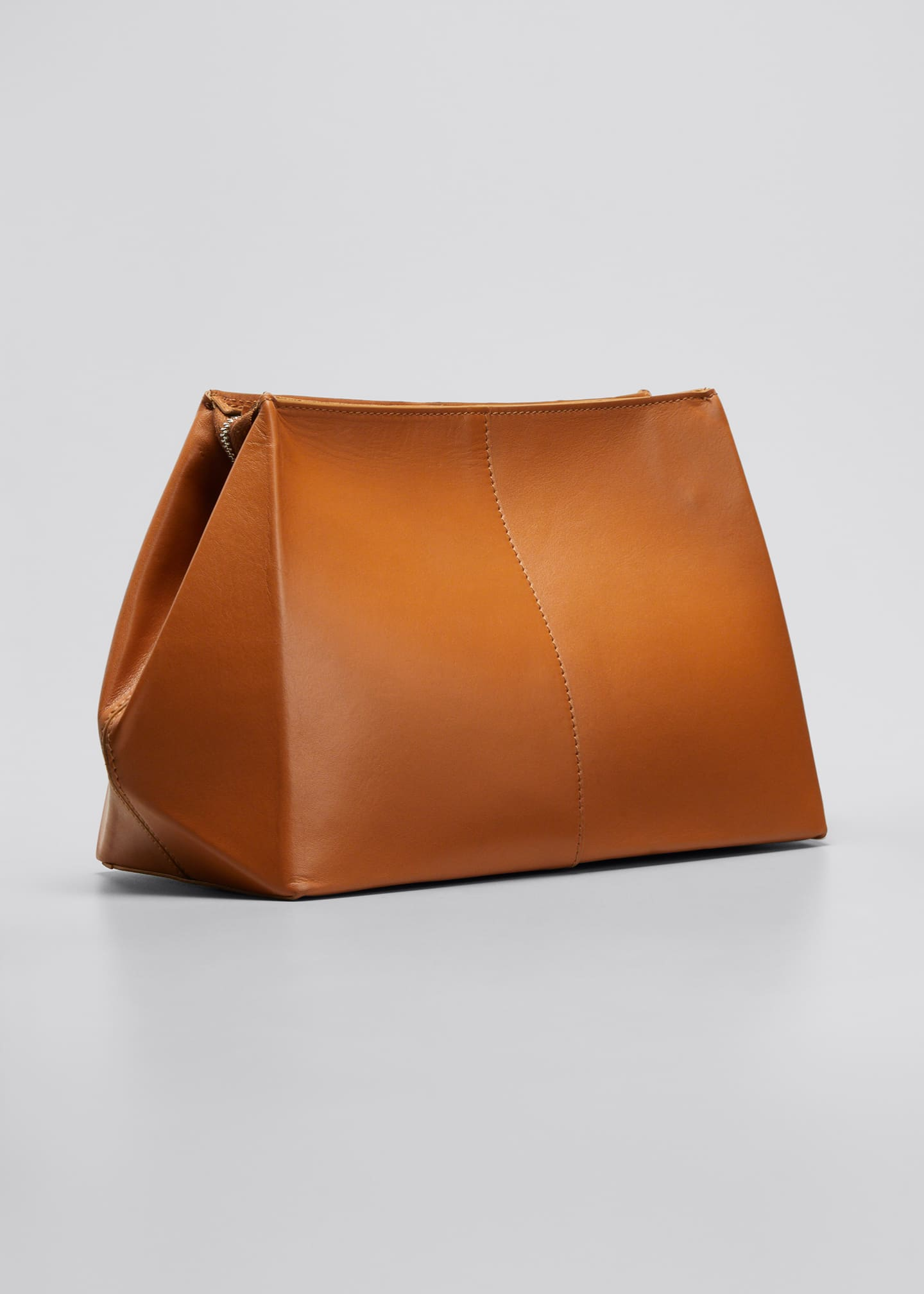 Image 3 of 5: Origami Clutch Shoulder Bag