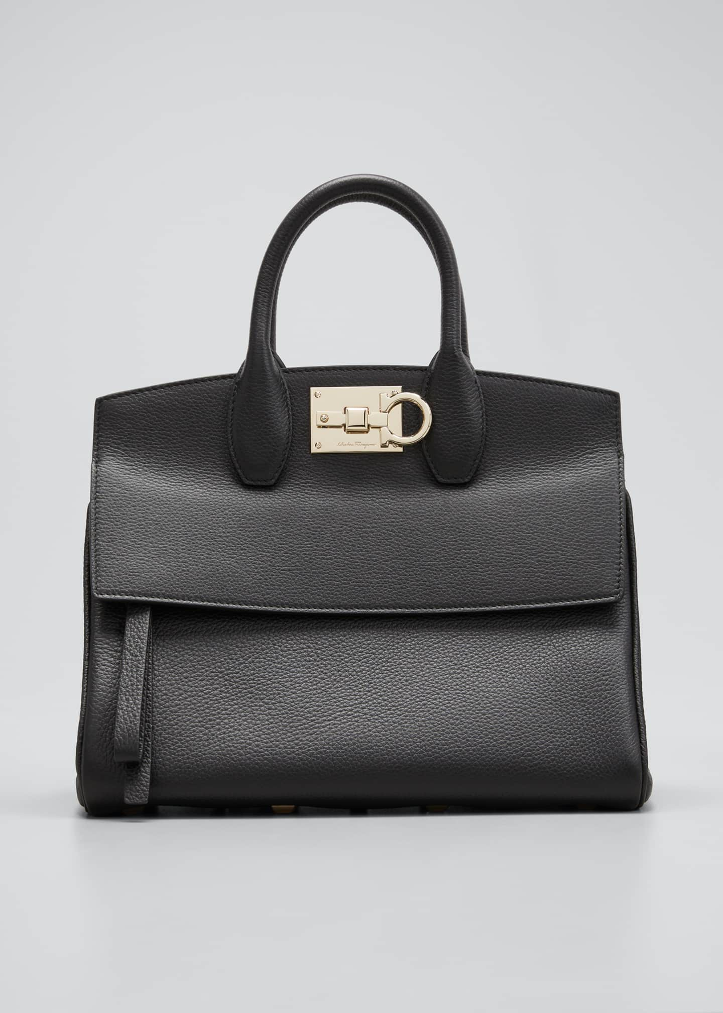Image 1 of 5: Studio Top-Handle Bag
