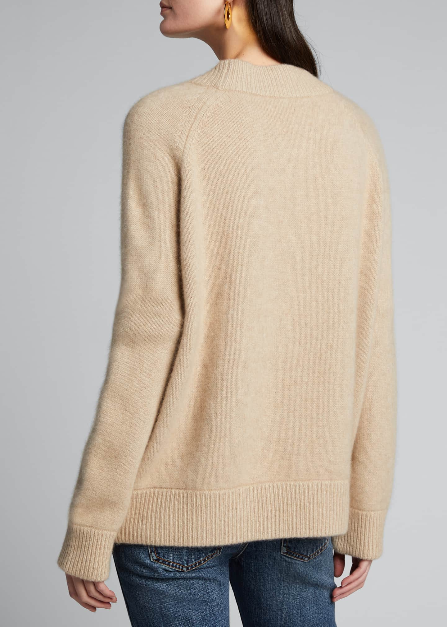Image 2 of 5: Cashmere Cropped Cardigan