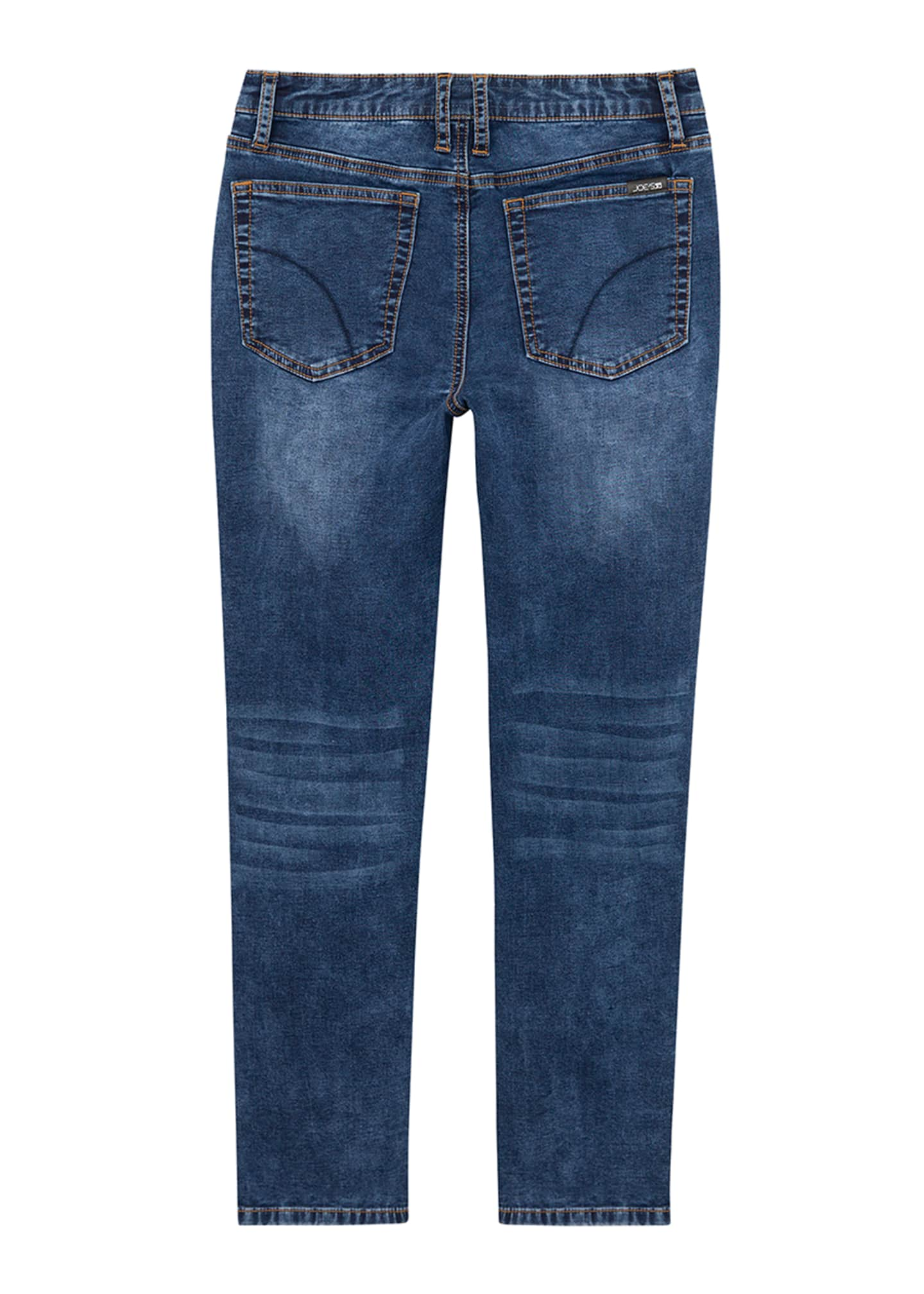 Image 2 of 2: Boy's Legend Skinny Denim Jeans, Size 4-7