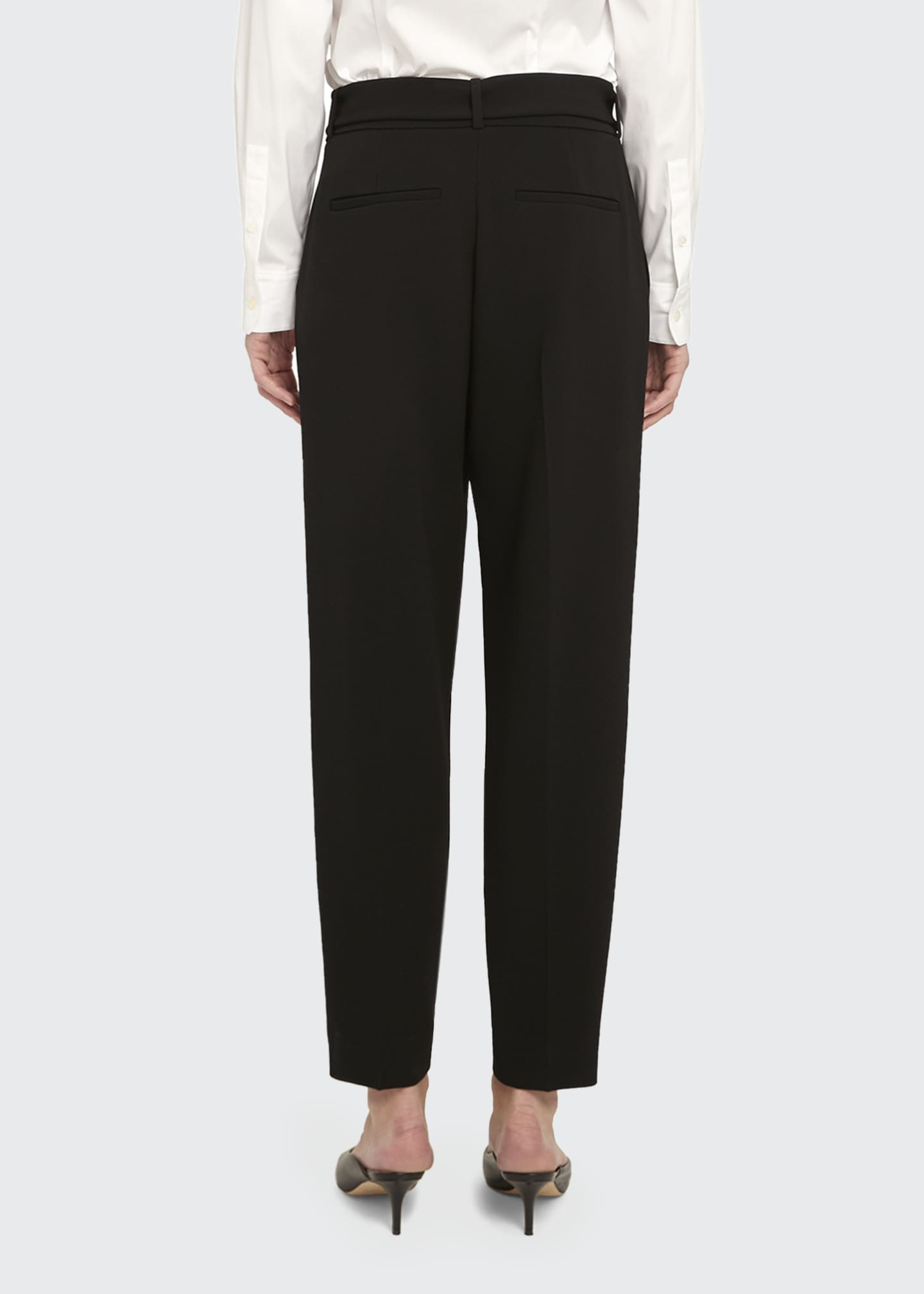 Image 2 of 3: Sash Tie Pants