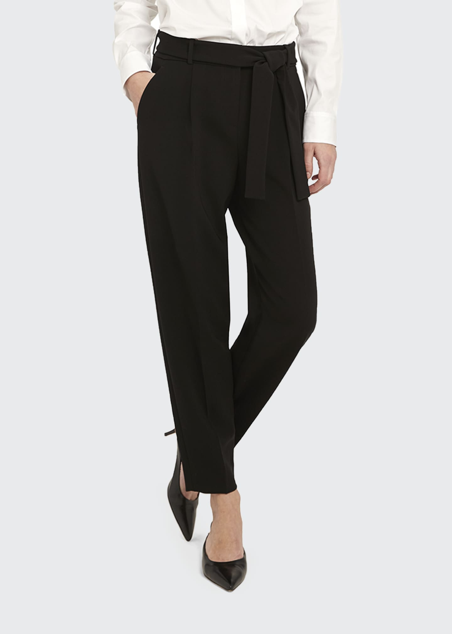 Image 1 of 3: Sash Tie Pants