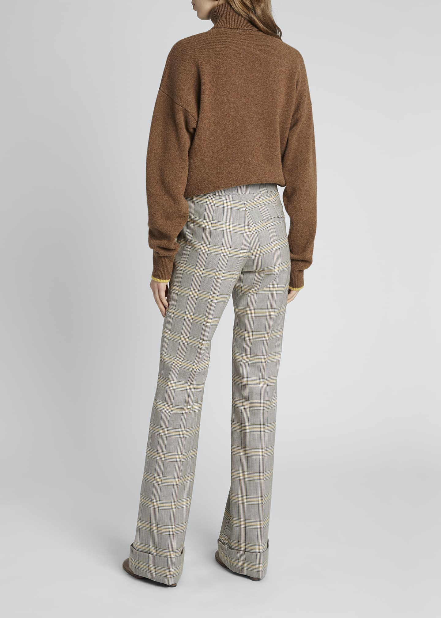 Image 2 of 4: Cashmere Turtleneck Sweater