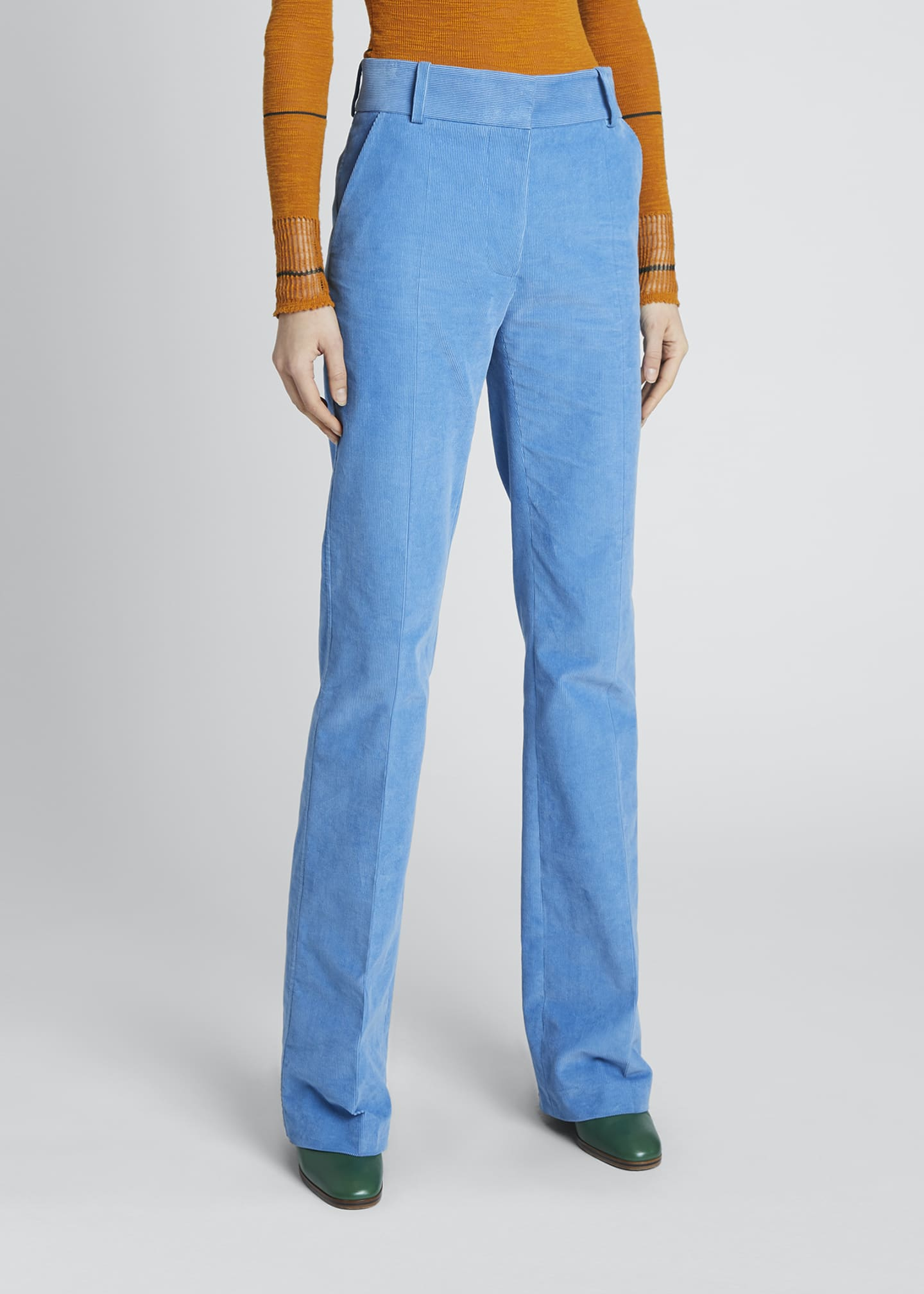 Image 3 of 4: Corduroy Pants