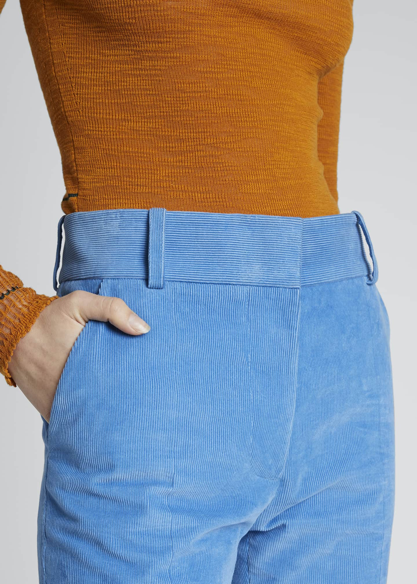 Image 4 of 4: Corduroy Pants