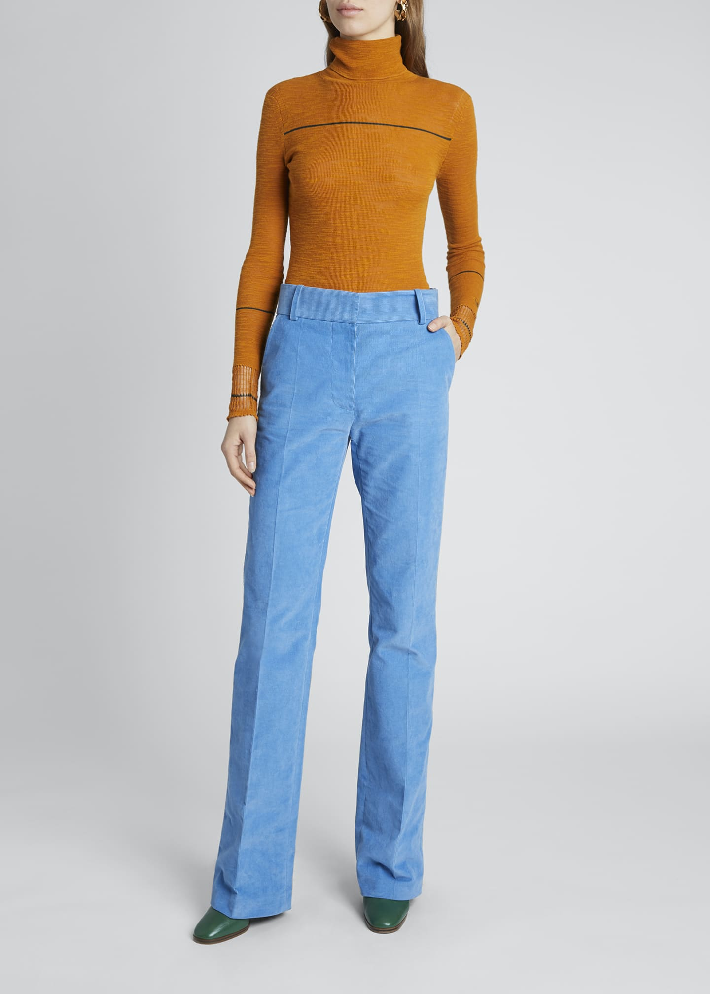 Image 1 of 4: Corduroy Pants