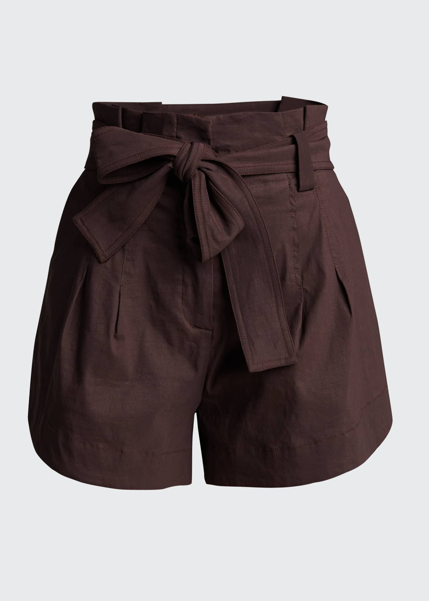 Image 5 of 5: Joey Belted Shorts