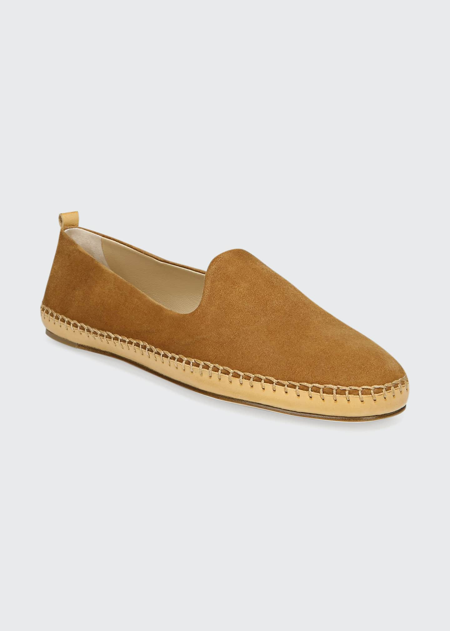Image 2 of 3: Jaide Suede Moccasin Loafers