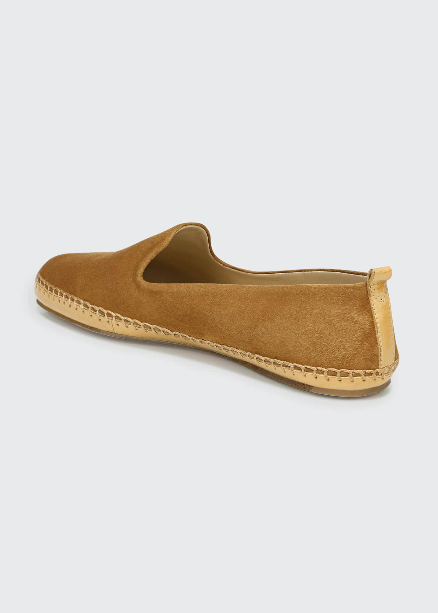 Image 3 of 3: Jaide Suede Moccasin Loafers