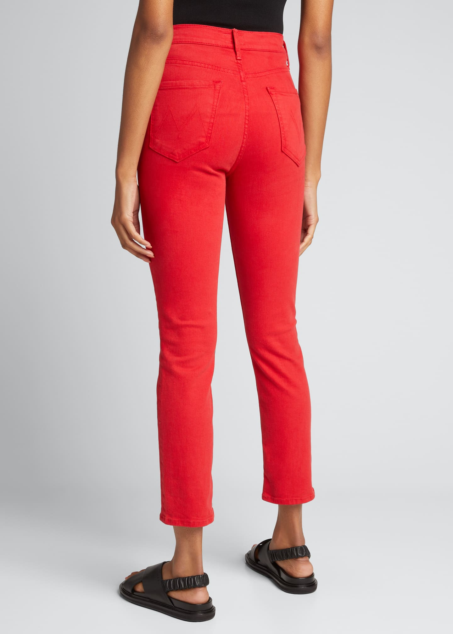 Image 2 of 5: The Dazzler Ankle Skinny Jeans