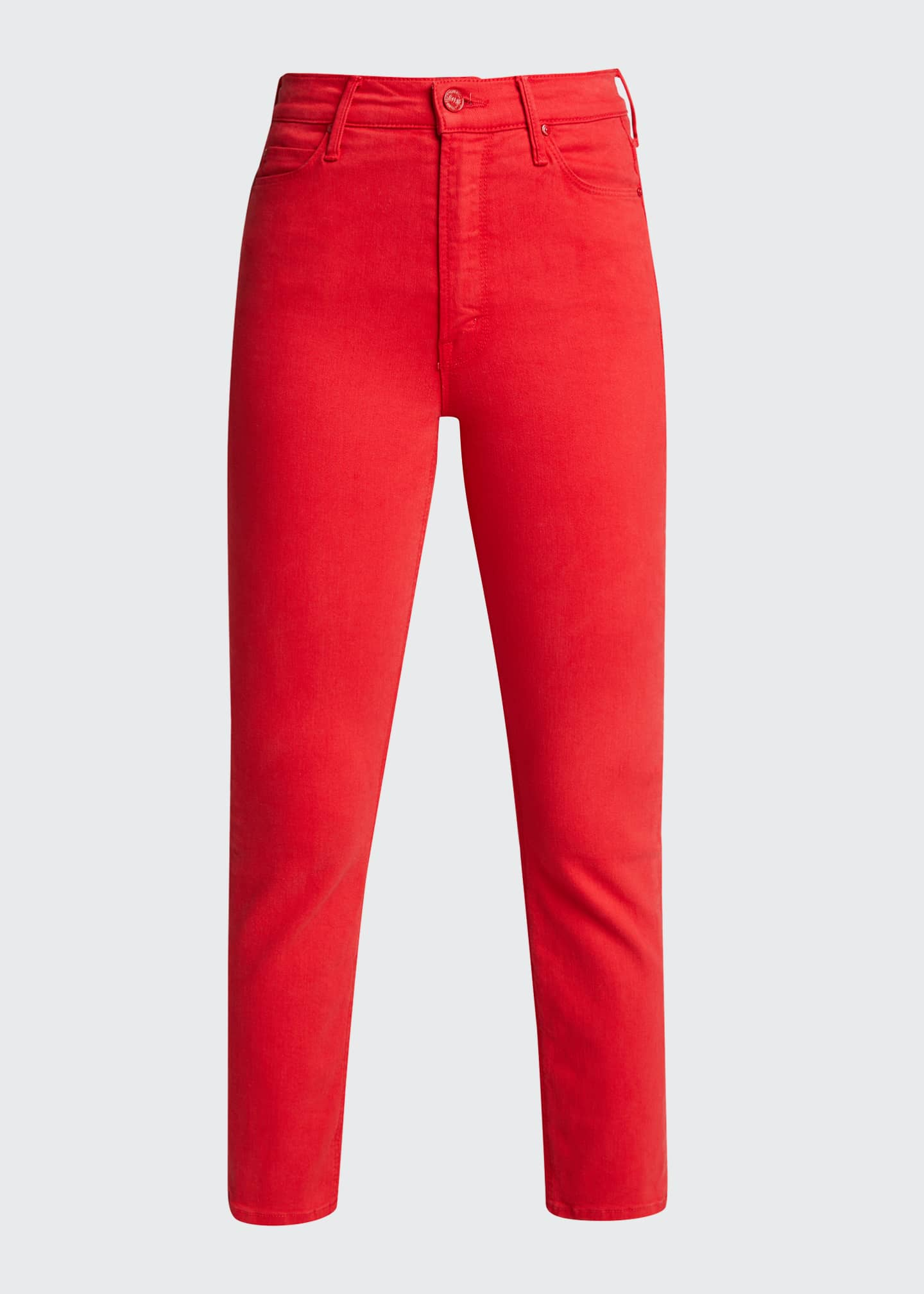Image 5 of 5: The Dazzler Ankle Skinny Jeans