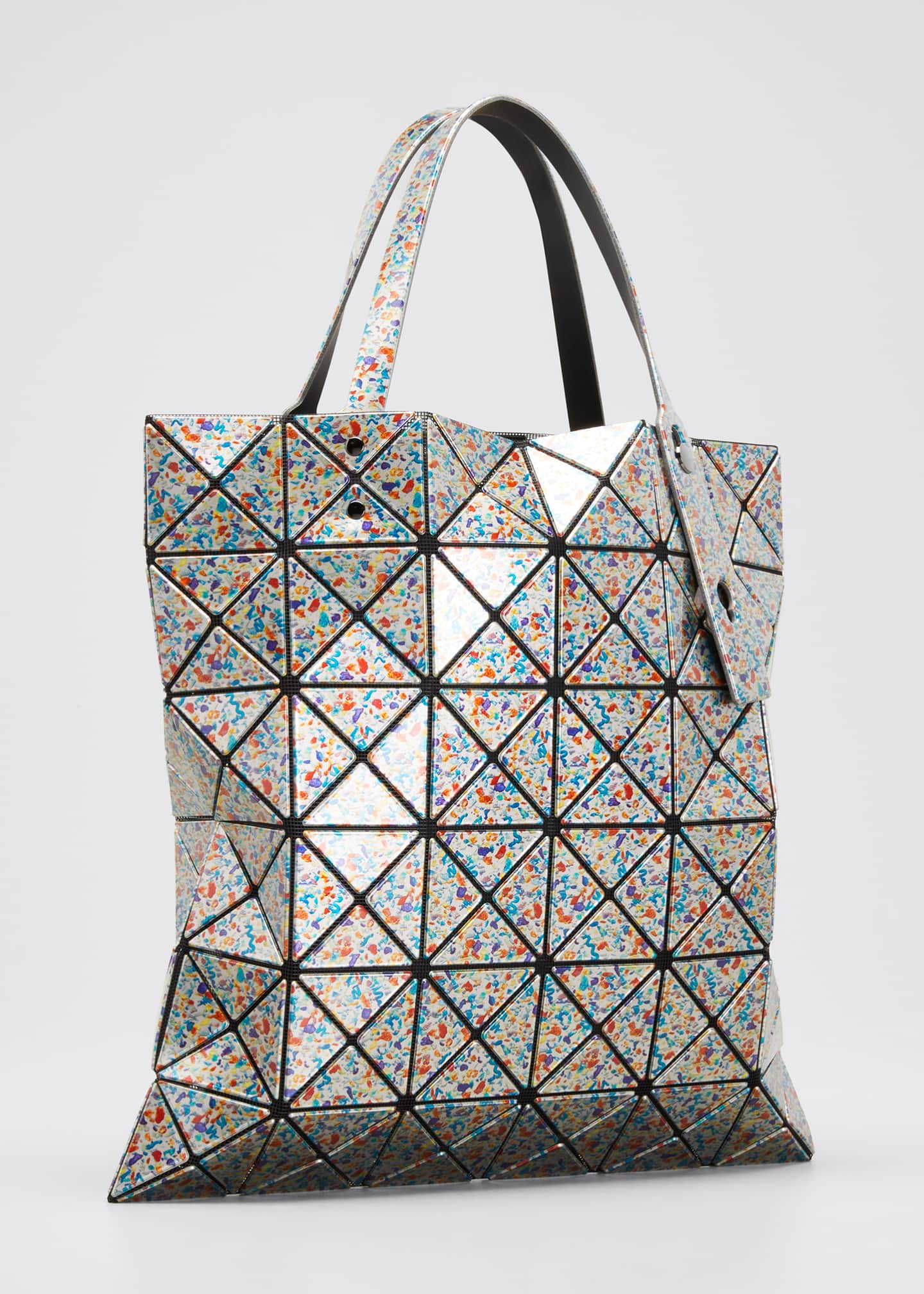 Image 2 of 3: Lucent Mix Tile Tote Bag