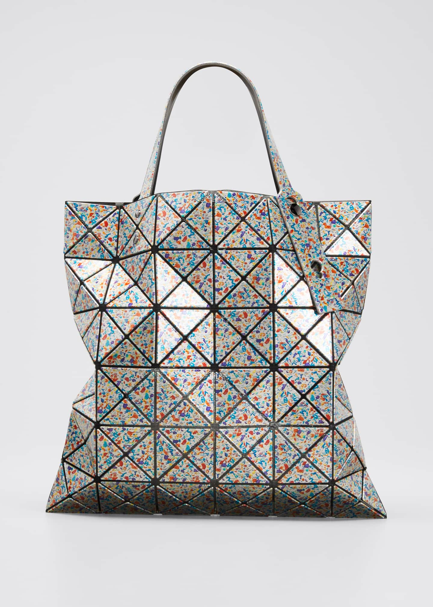 Image 1 of 3: Lucent Mix Tile Tote Bag