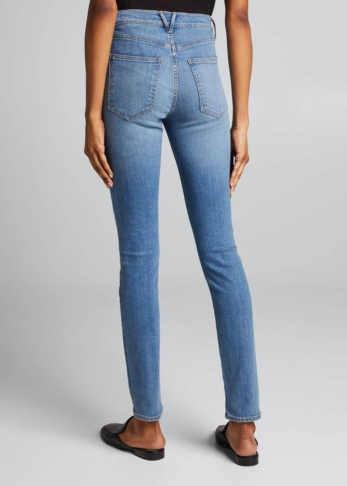 Image 2 of 5: Kate High Rise Skinny Jeans