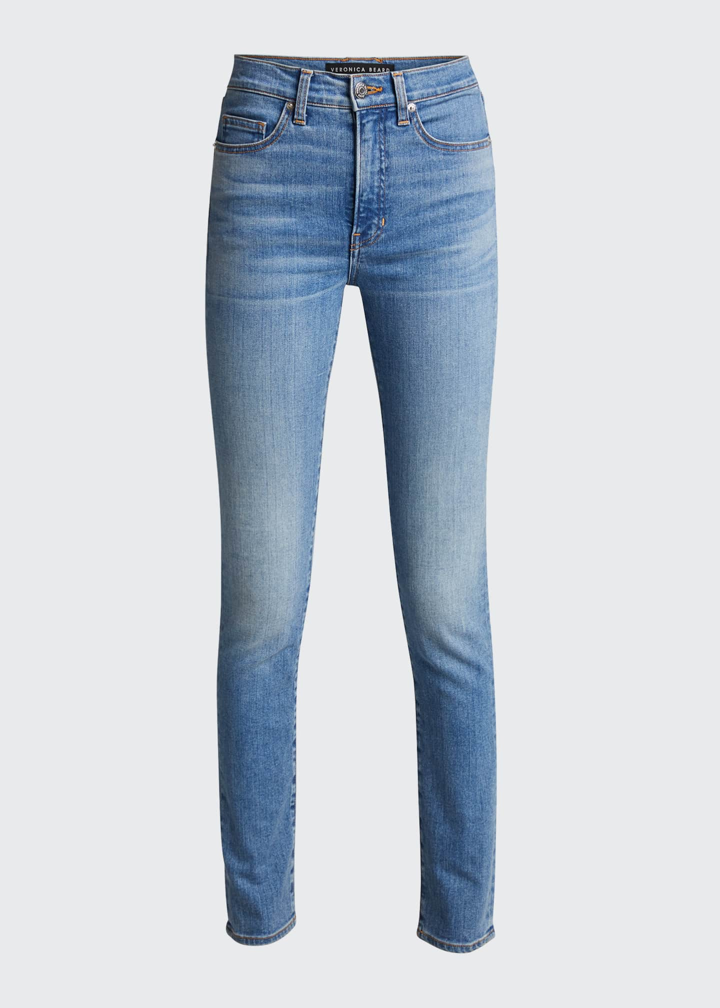 Image 5 of 5: Kate High Rise Skinny Jeans