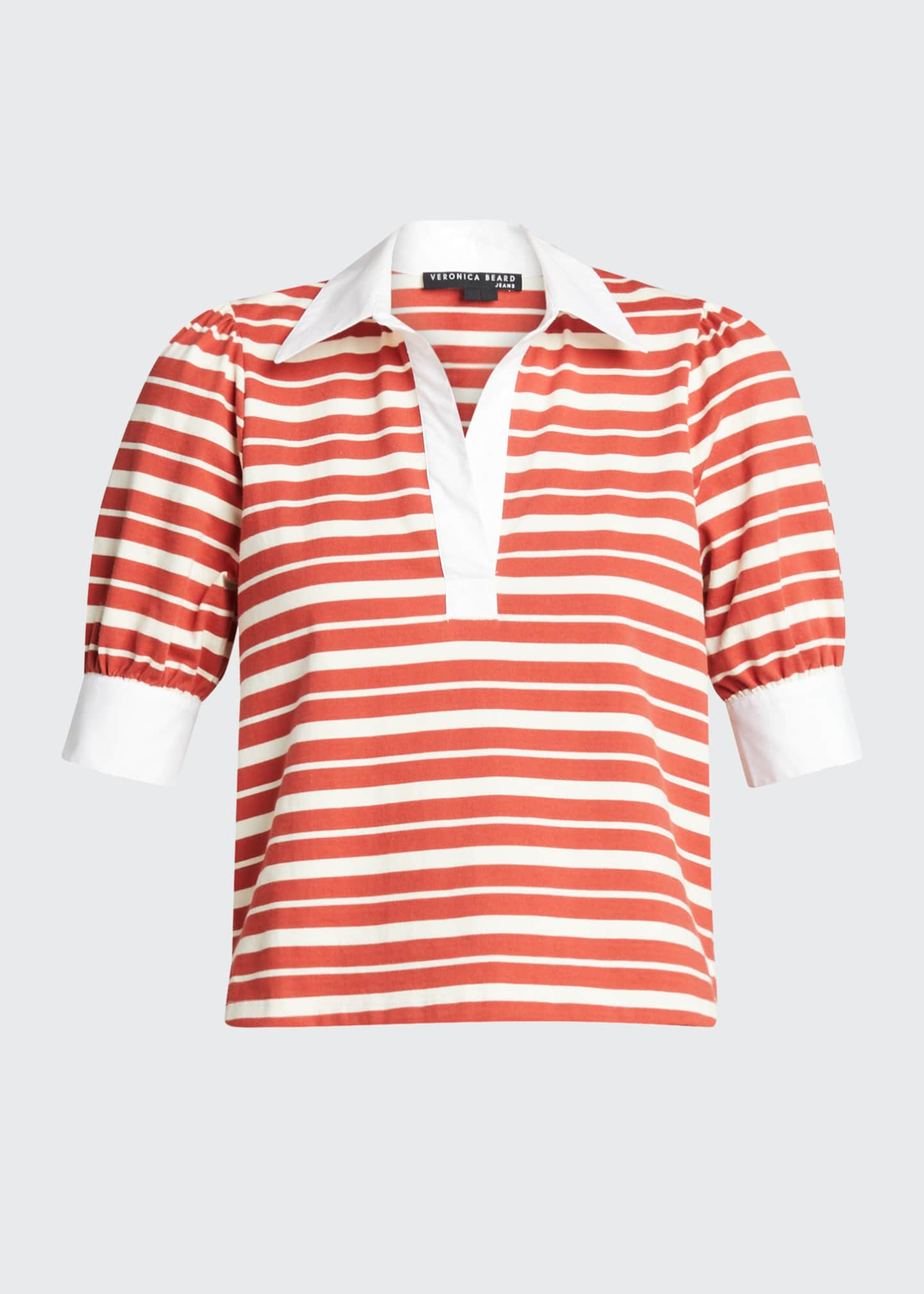 Image 5 of 5: McKinley Polo Top