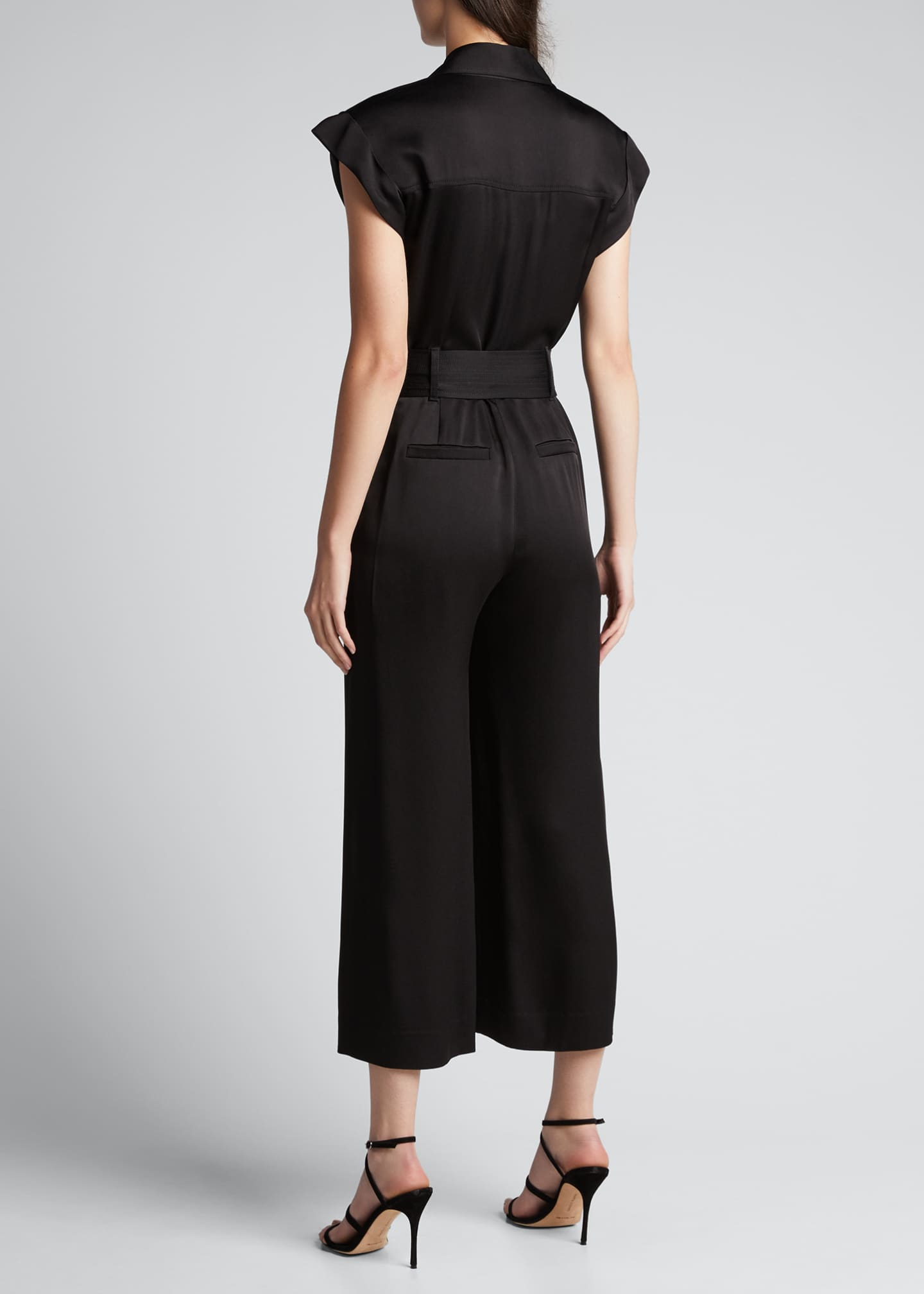 Image 2 of 5: Ophelia Collared Jumpsuit