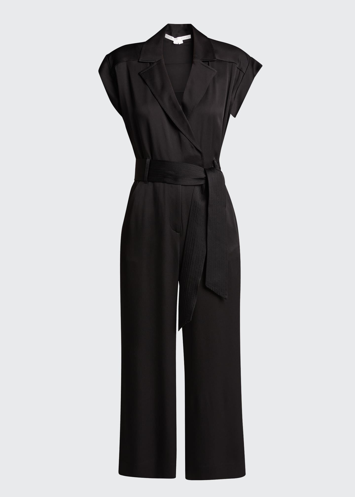 Image 5 of 5: Ophelia Collared Jumpsuit