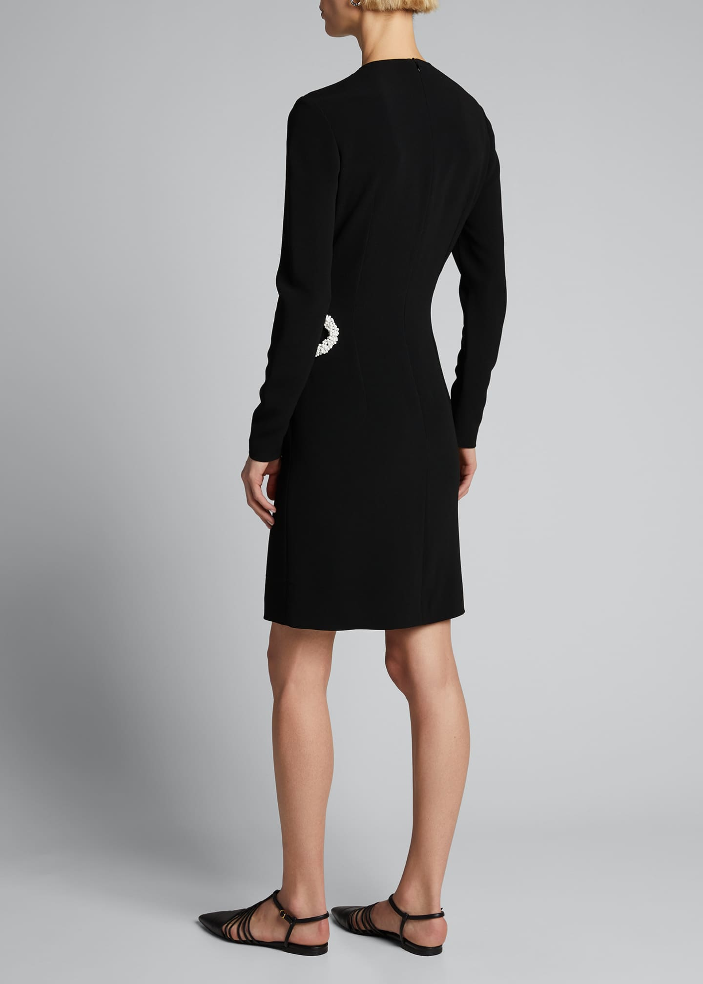 Image 2 of 4: Leah Jersey Bodycon Dress
