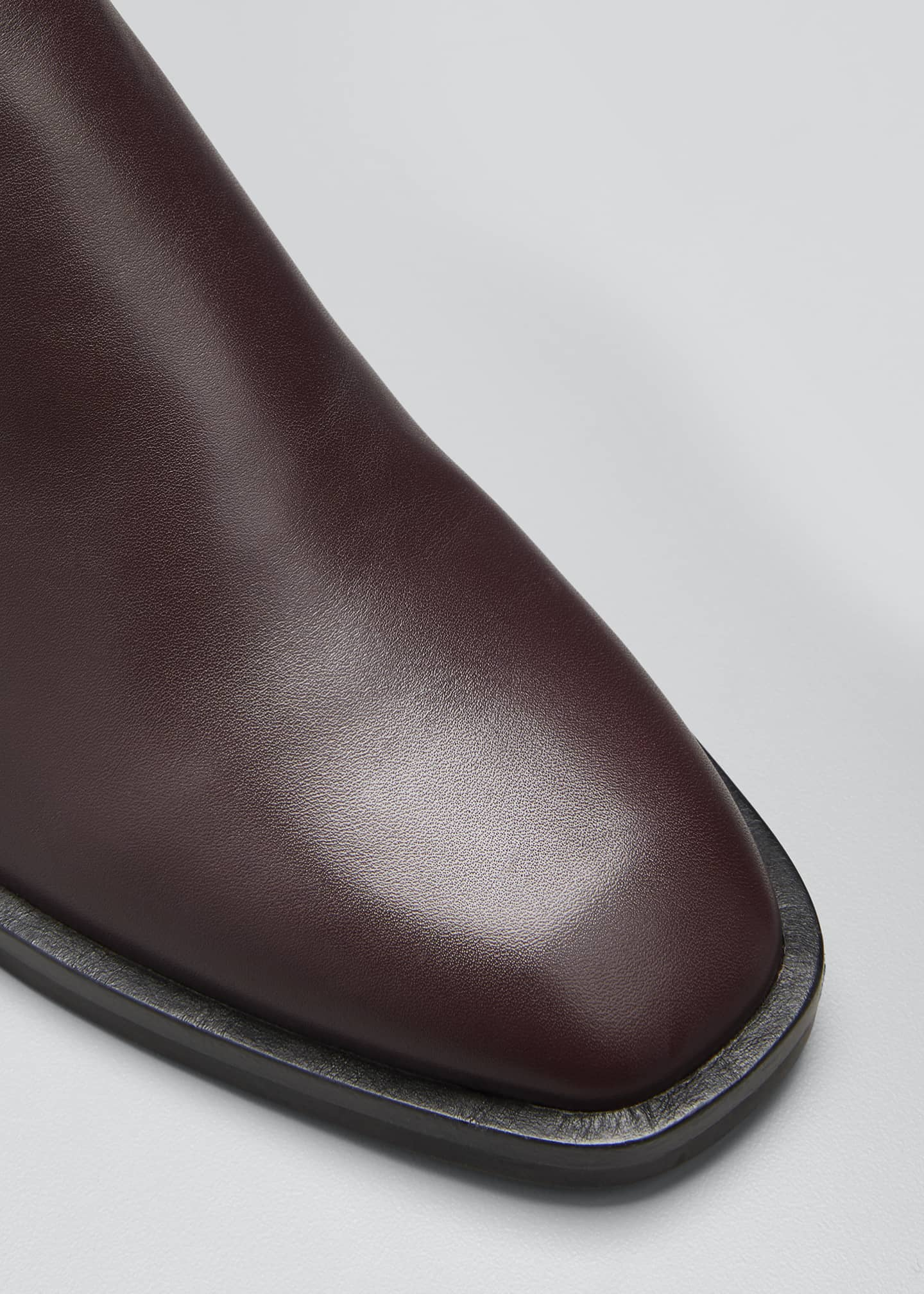 Image 3 of 3: Alexa Dual Zip Ankle Boots