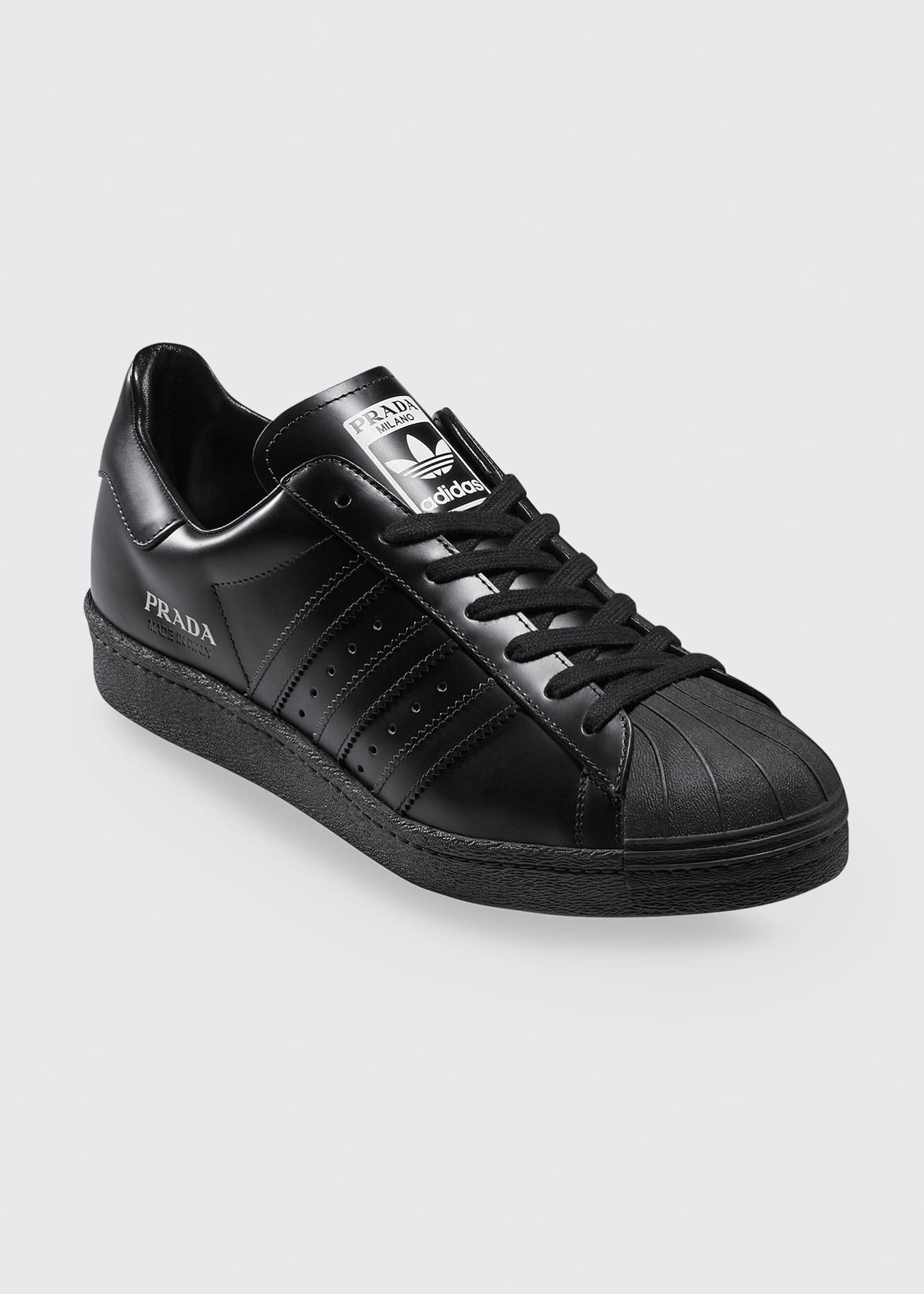 Image 2 of 3: x Prada Superstar Low-Top Classic Sneakers
