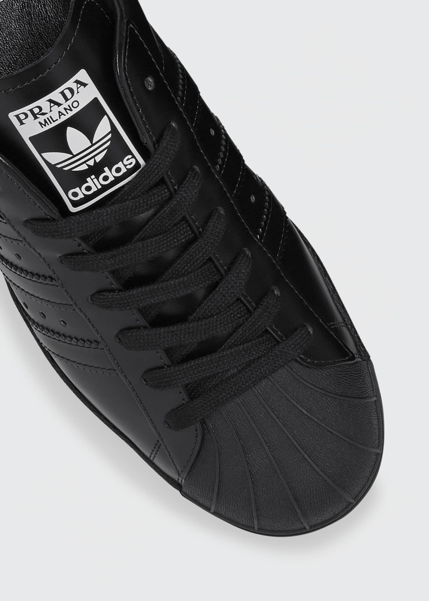 Image 3 of 3: x Prada Superstar Low-Top Classic Sneakers