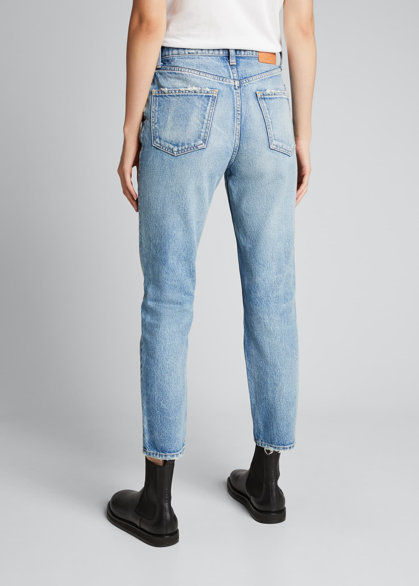 Image 2 of 5: Glen Boy Skinny Ankle Jeans