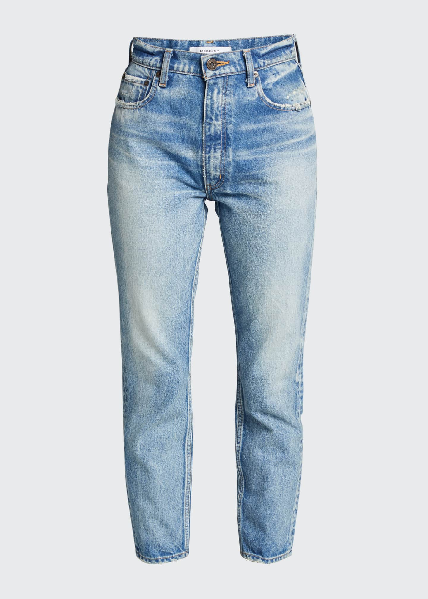 Image 5 of 5: Glen Boy Skinny Ankle Jeans