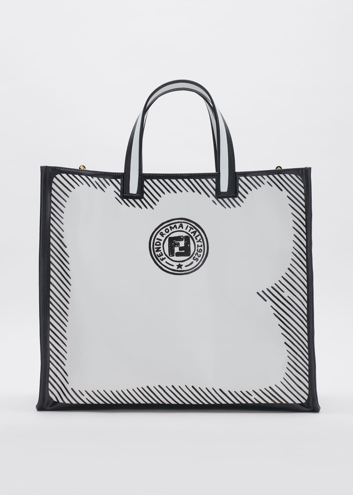 Image 1 of 4: Vetrifi Small Shopping Tote Bag
