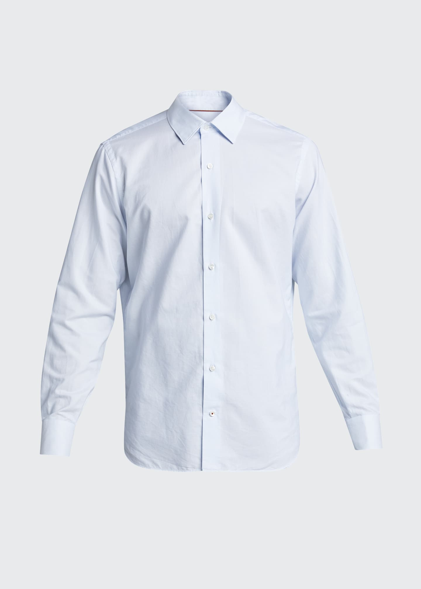 Image 5 of 5: Men's Arthur Supima Cotton Striped Sport Shirt