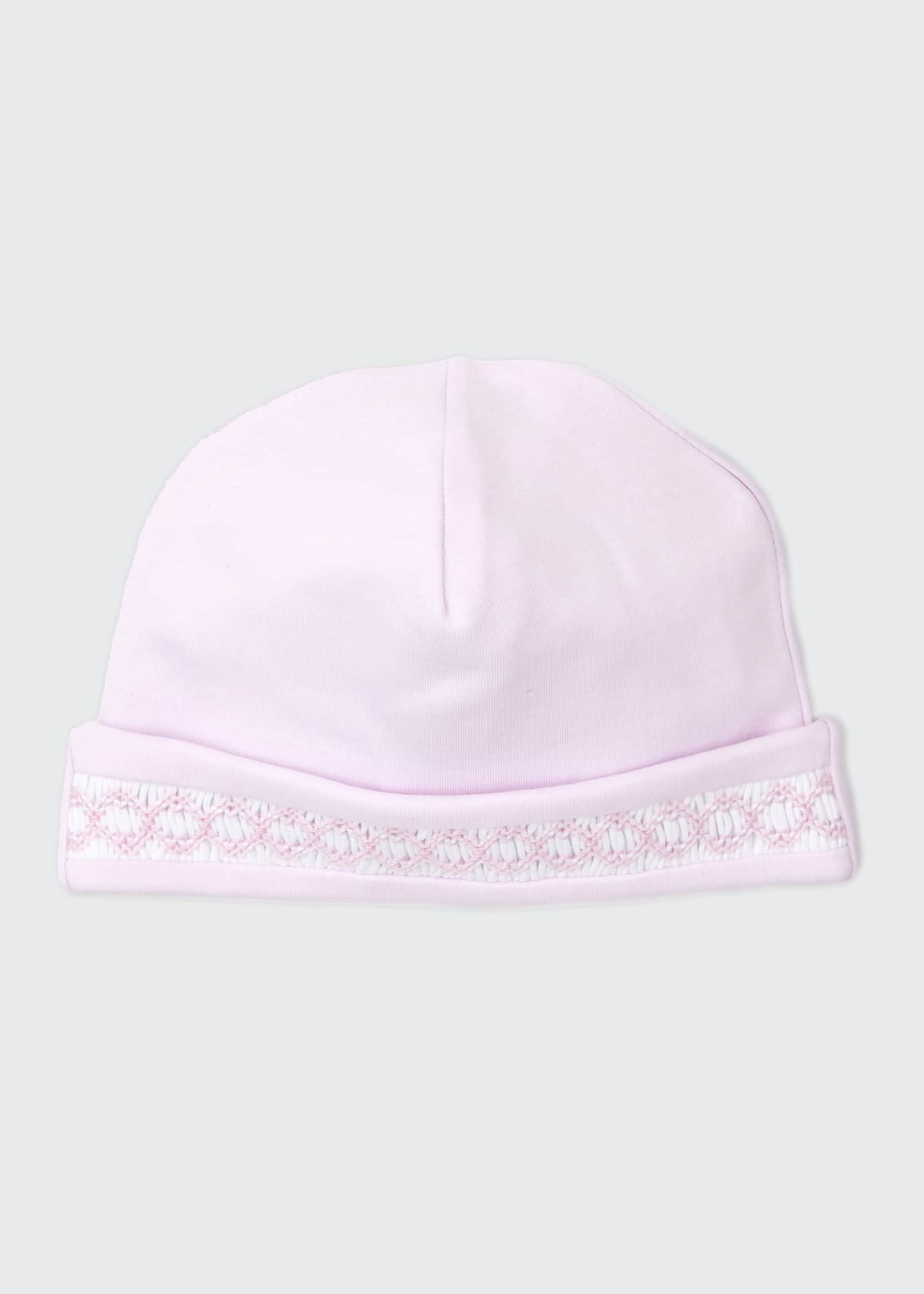 Image 1 of 3: CLB Fall Pink Pima Baby Hat