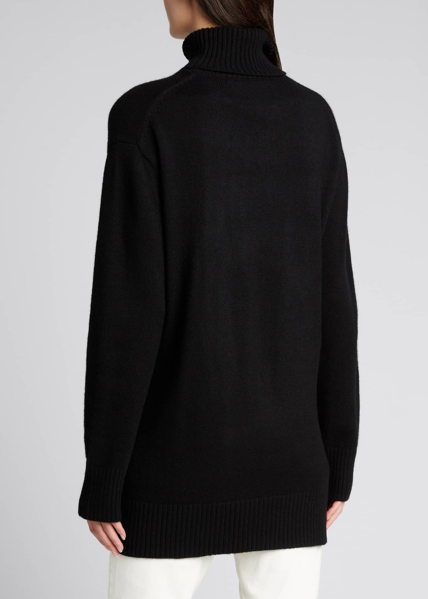 Image 2 of 5: Time 4 Love Embellished Cashmere Sweater