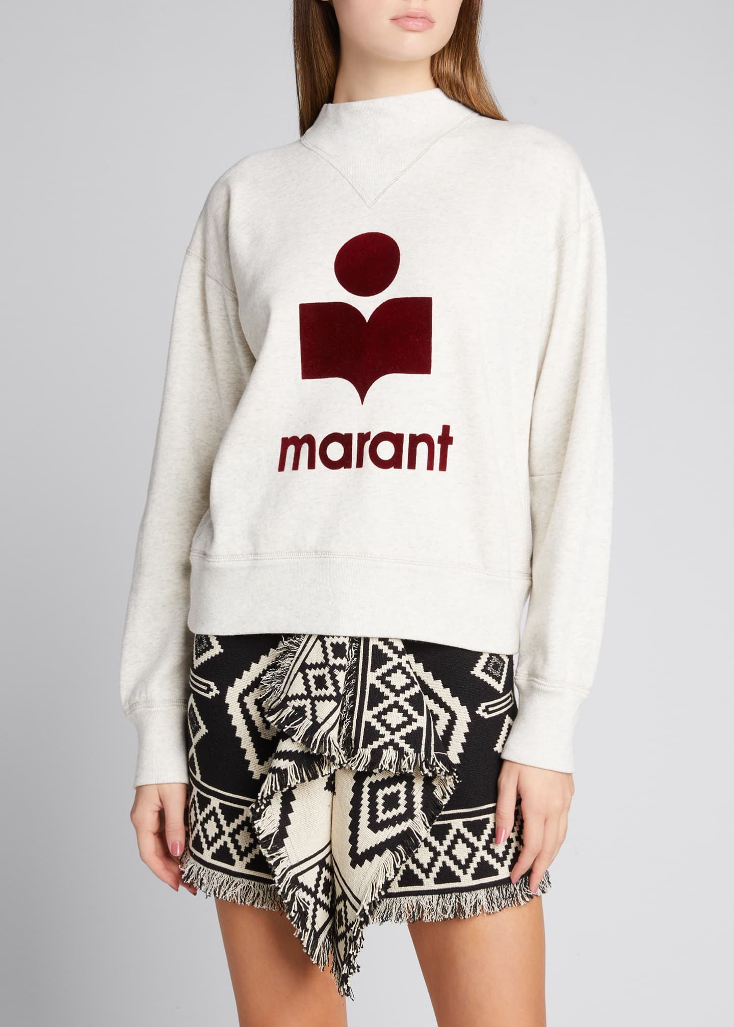 Image 3 of 5: Moby Graphic Sweatshirt