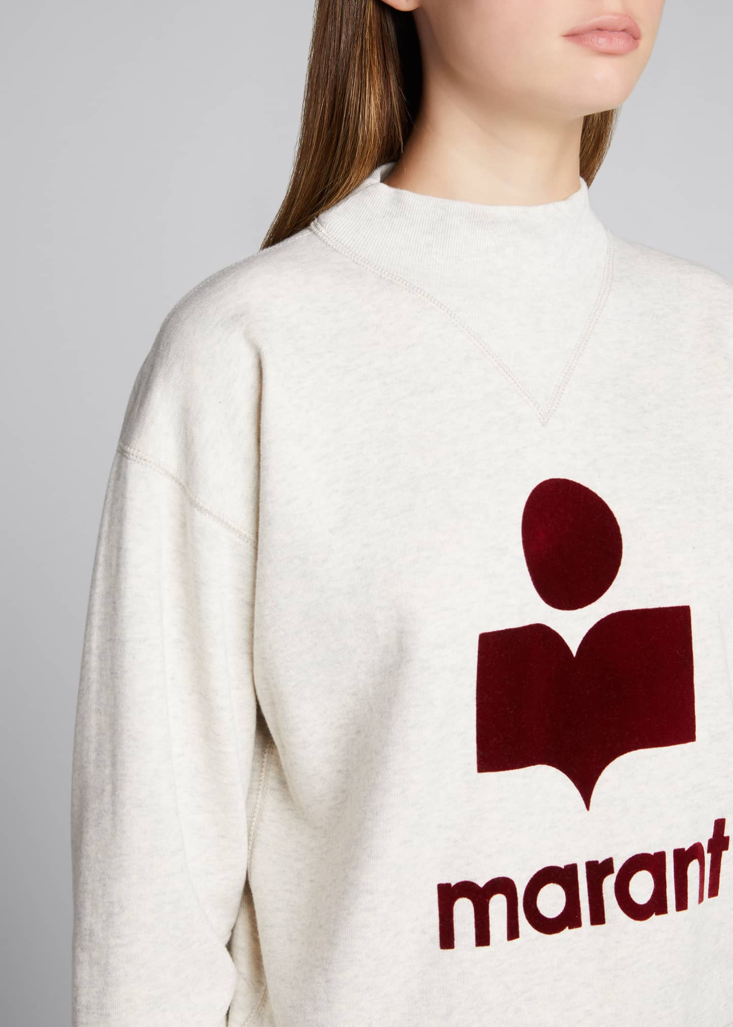 Image 4 of 5: Moby Graphic Sweatshirt