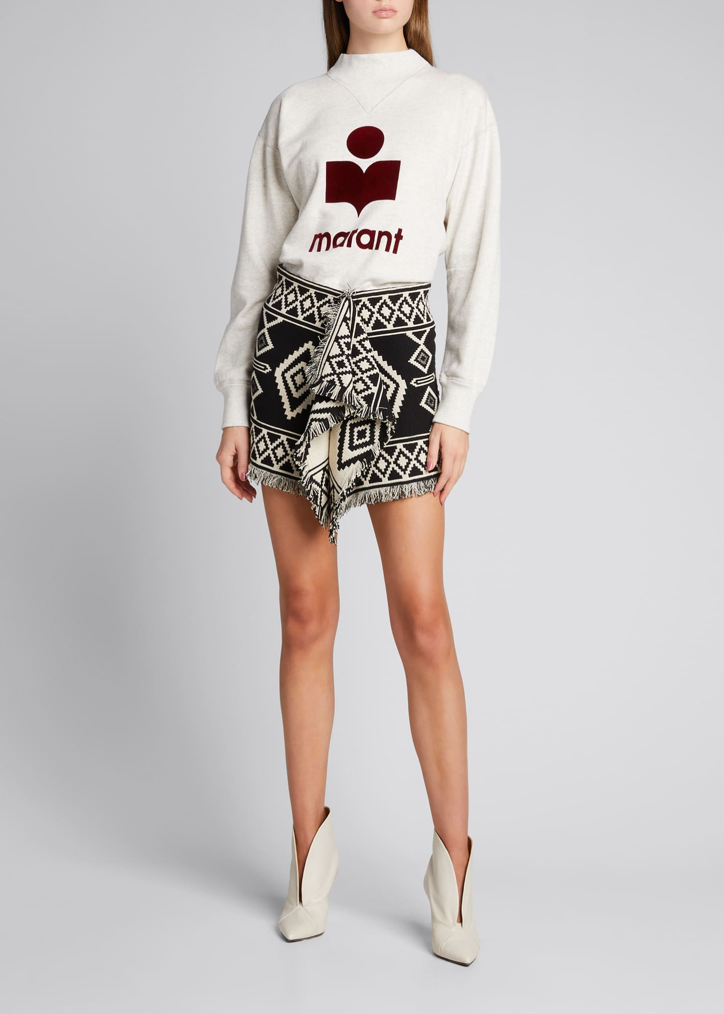 Image 1 of 5: Moby Graphic Sweatshirt