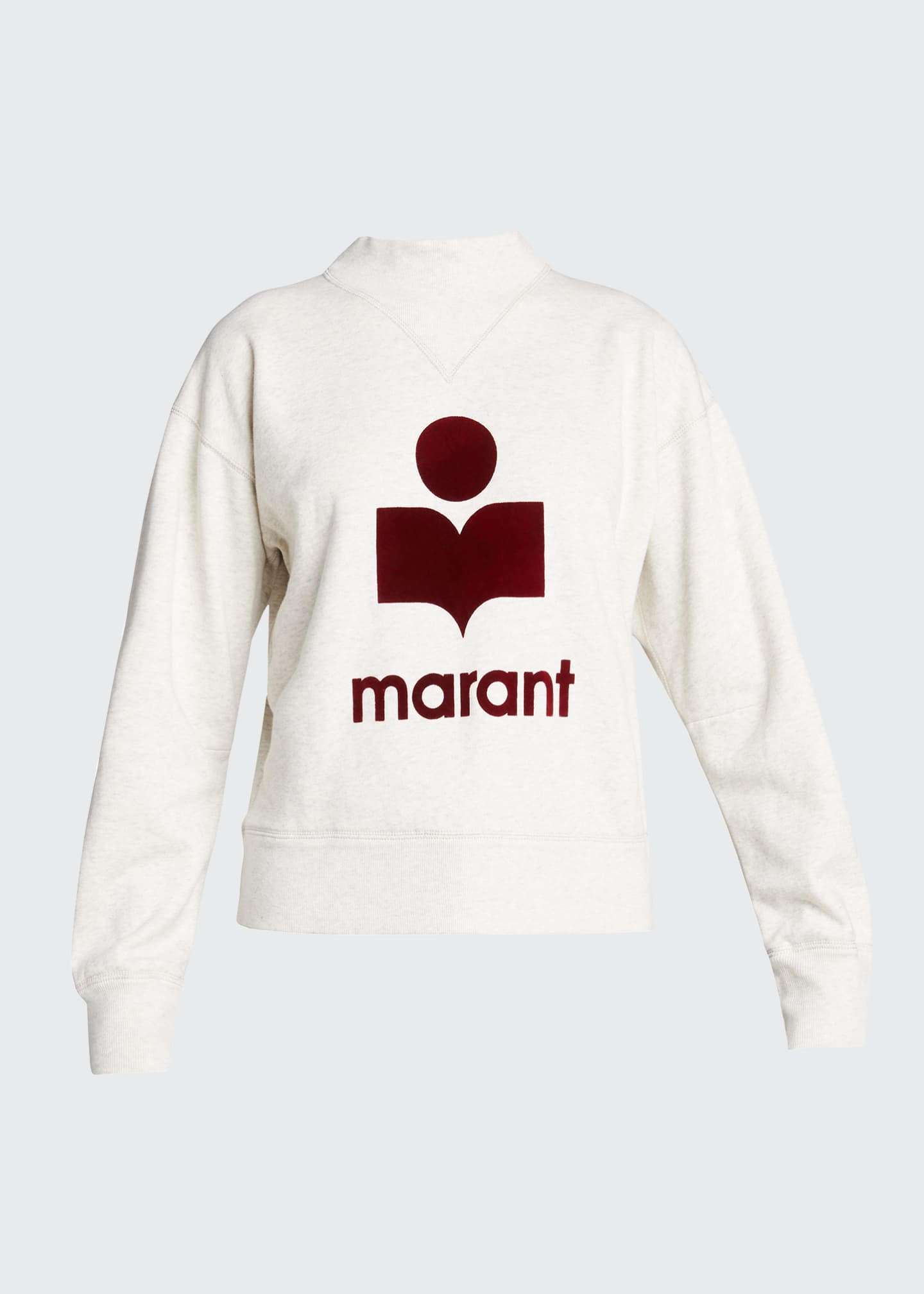 Image 5 of 5: Moby Graphic Sweatshirt