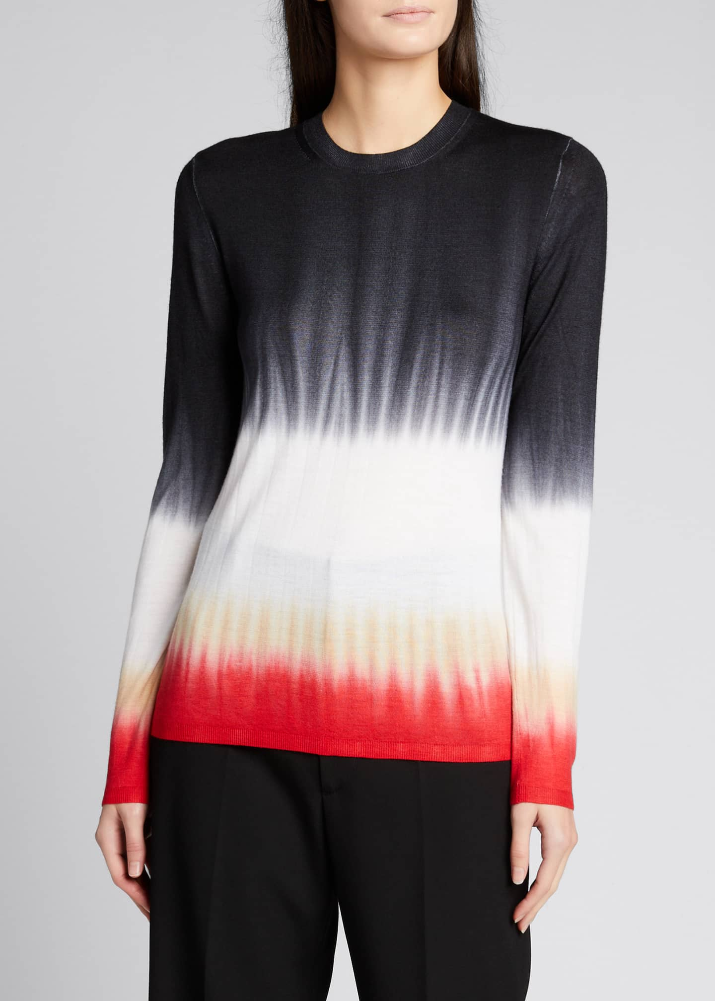 Image 3 of 5: Miller Tie-Dye Cashmere Sweater
