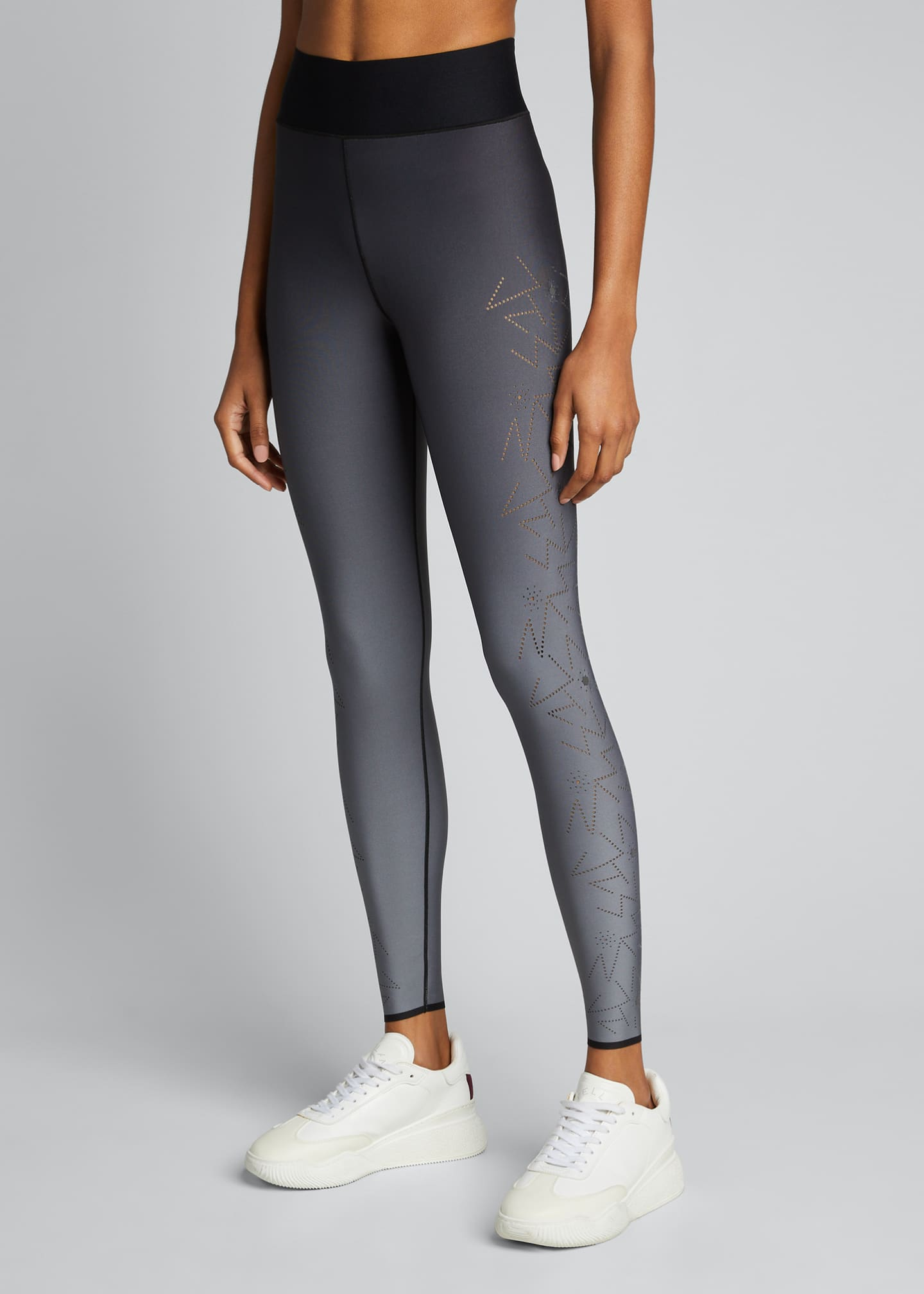 Image 3 of 5: Constellation Ombre High-Rise Leggings