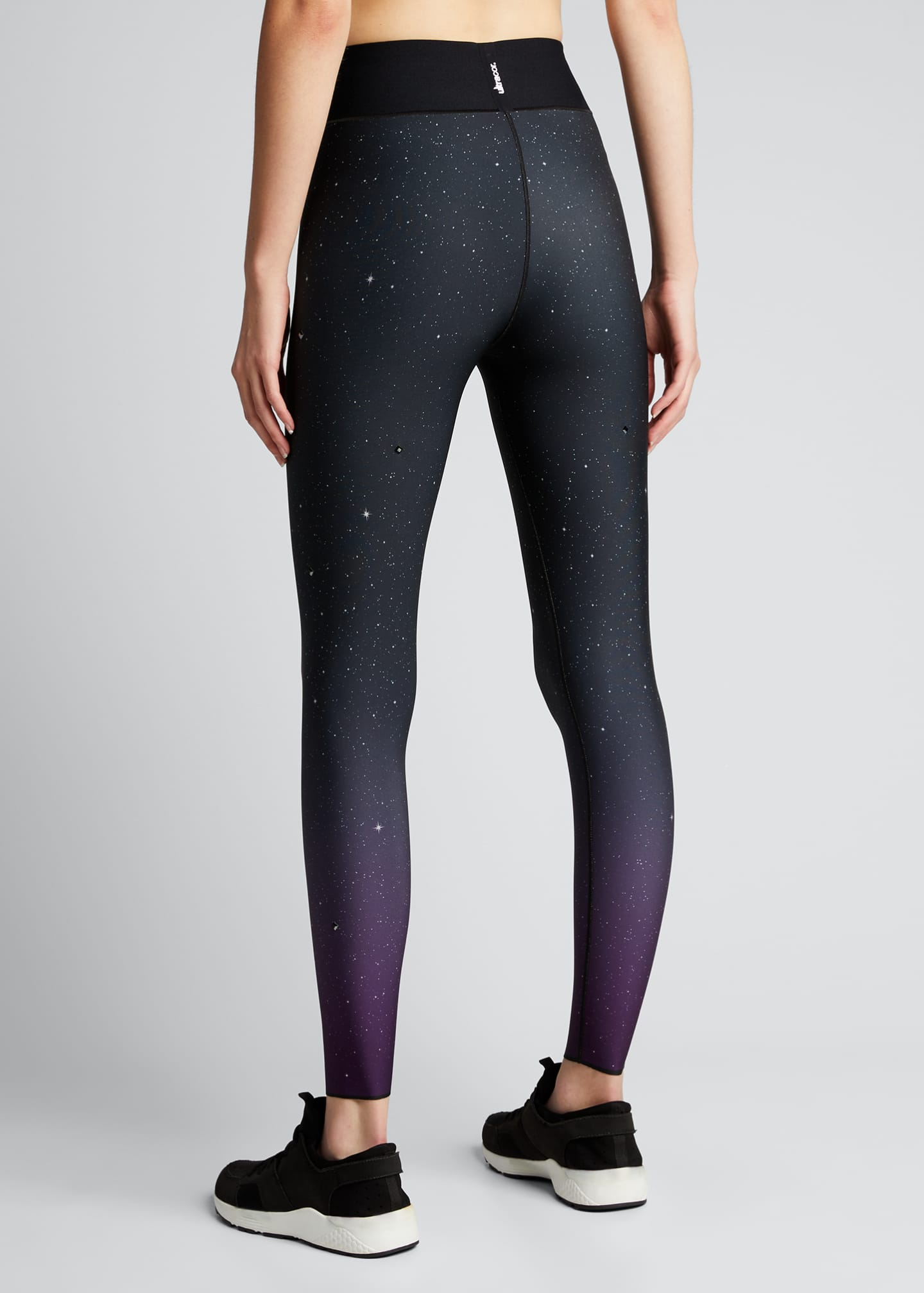 Image 2 of 5: Galaxia Swarovski Ultra High Leggings