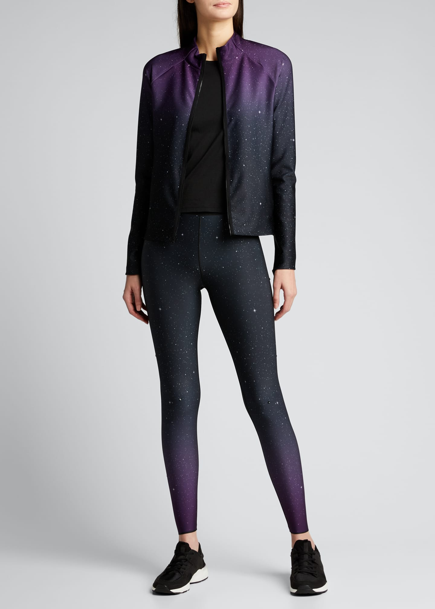 Image 1 of 5: Galaxia Swarovski Ultra High Leggings