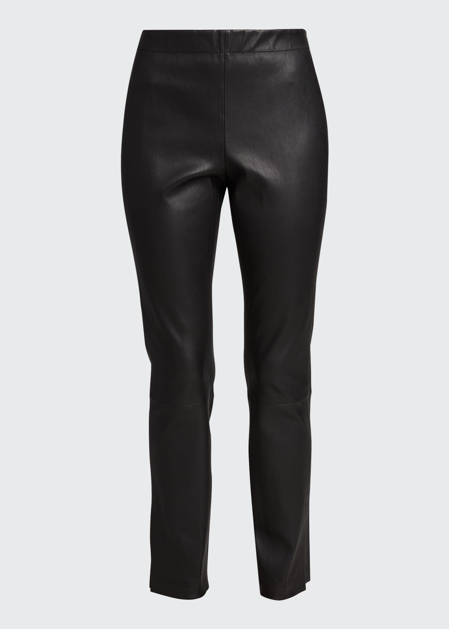 Image 5 of 5: Murray Skinny Leather Pants