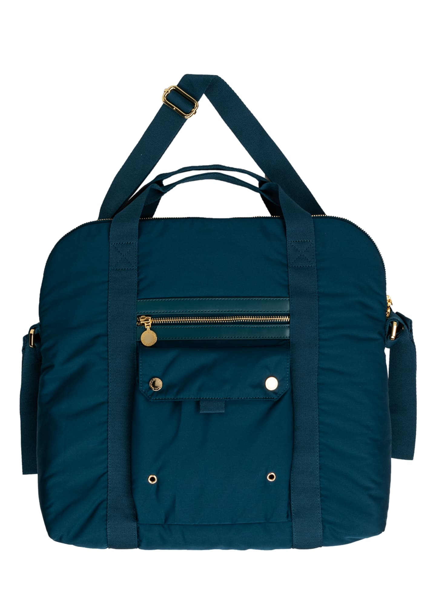 Image 1 of 1: Solid Diaper Bag