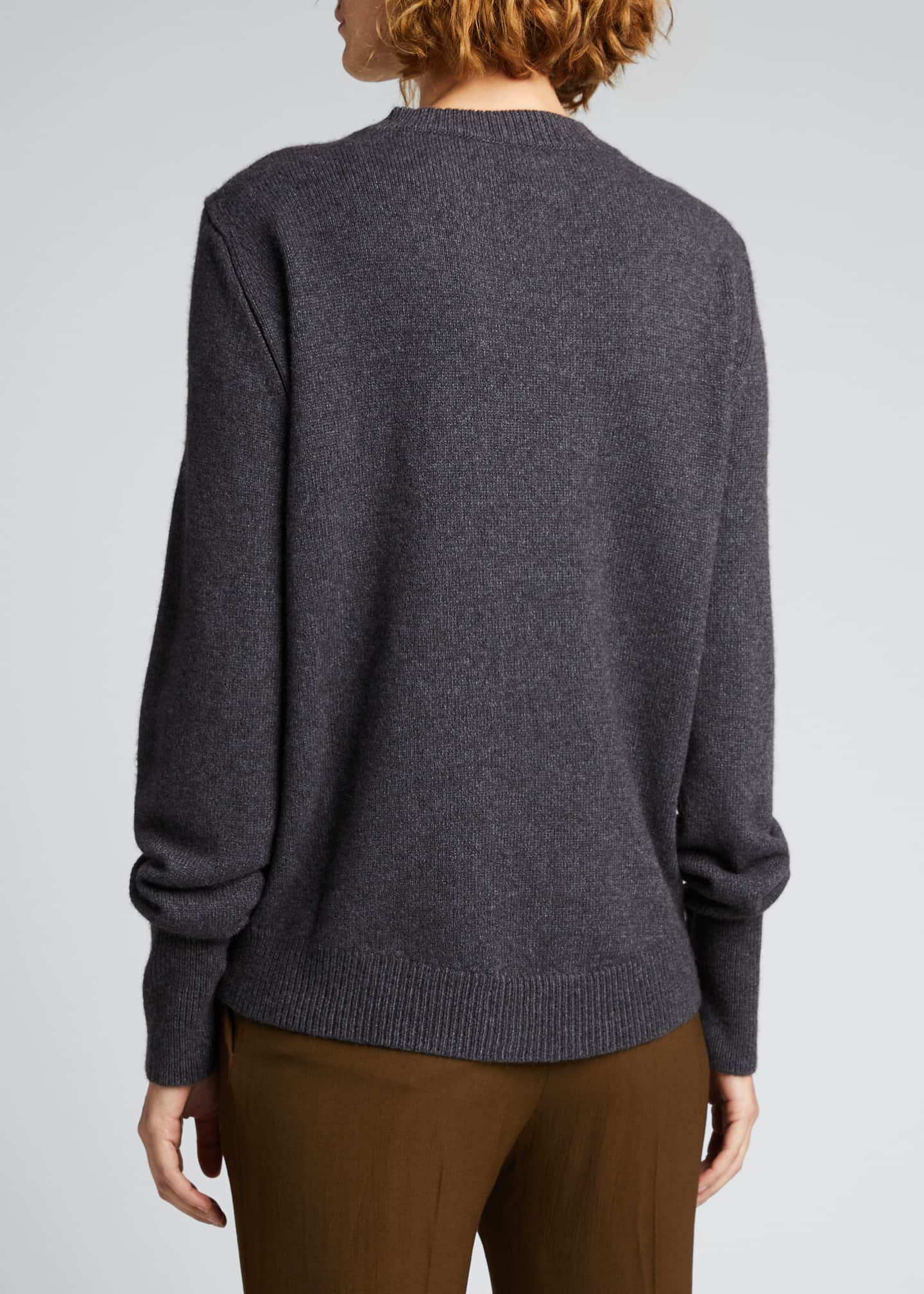 Image 2 of 5: Cashmere Slim-Fit Sweater